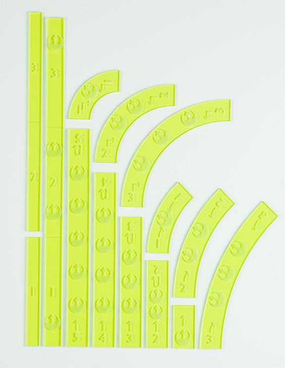 range rulers